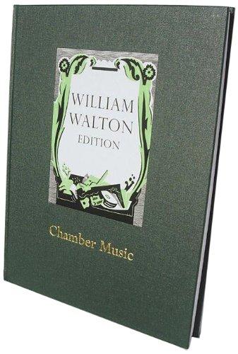 9780193683174: Chamber Music Walton Edition Volume 19 (William Walton Edition)