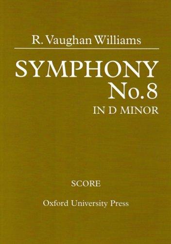 9780193694309: Symphony No. 8: Study score