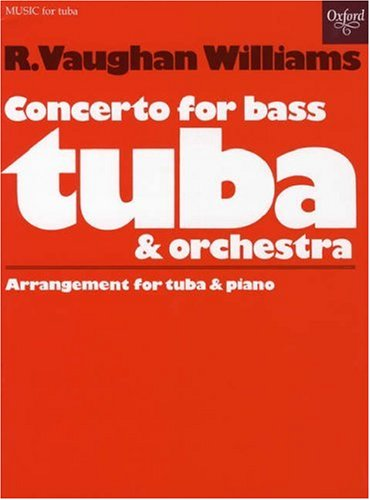 9780193694552: Concerto for tuba: Reduction for tuba and piano