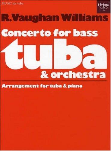 9780193694552: Concerto for tuba: Reduction for tuba and piano