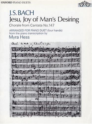 9780193722019: Jesu, Joy of Man's Desiring