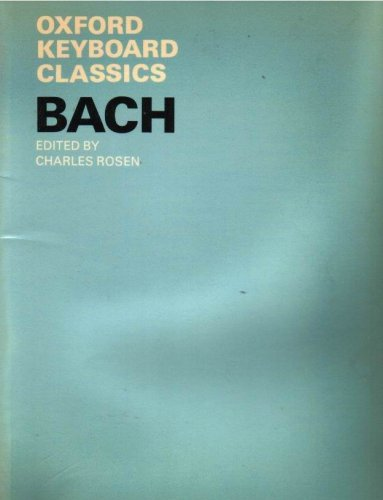 9780193722200: Bach: The Fugue (Oxford Keyboard Classics)