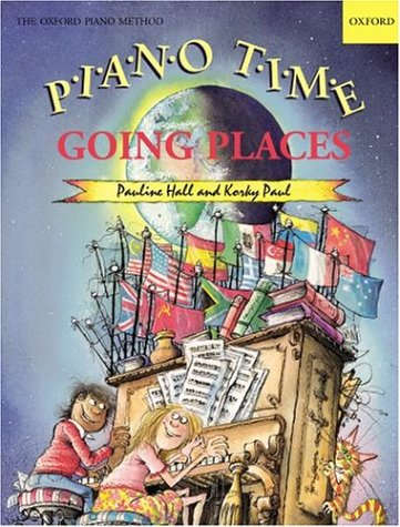 9780193727304: Piano Time Going Places