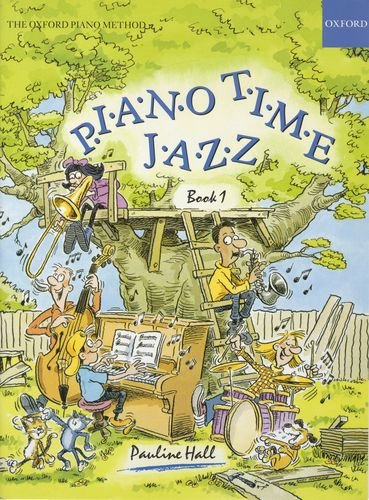 9780193727335: Piano Time Jazz Book 1