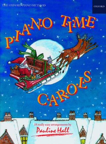 9780193727373: Piano Time Carols