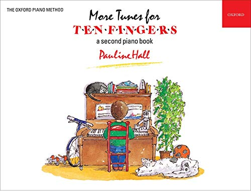 9780193727397: More Tunes for Ten Fingers (Piano Time)