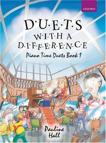 9780193727533: Duets with a Difference (Piano Time)