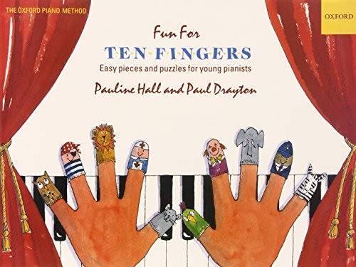 9780193727670: Fun for Ten Fingers (Piano Time)