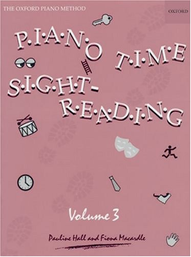 9780193727700: Piano Time Sightreading Book 3: Bk. 3