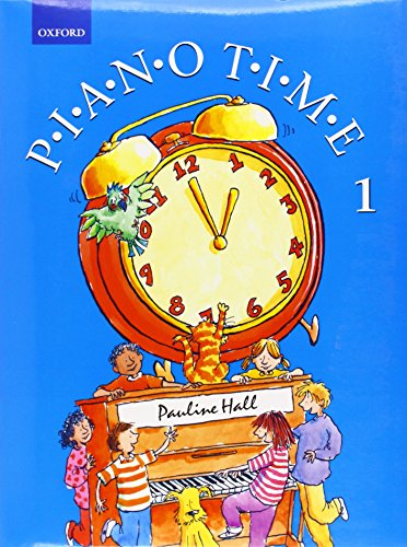 9780193727847: Piano Time 1 (Bk. 1)
