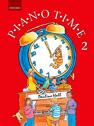 9780193727861: Piano Time 2: Bk. 2