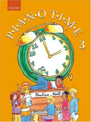 9780193727885: Piano Time 3 (Bk. 3)