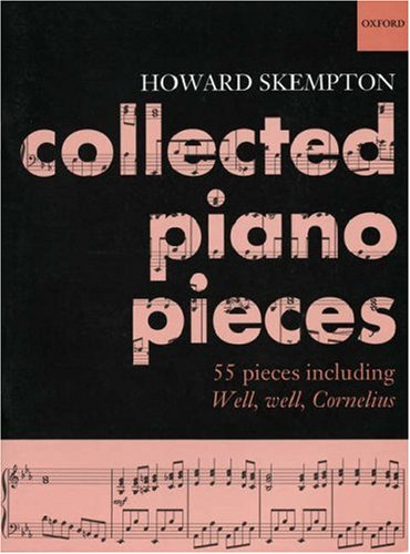 9780193736948: Collected Piano Pieces