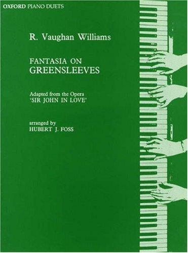 9780193739512: Fantasia on Greensleeves