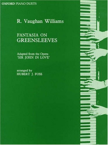 9780193739512: Fantasia on Greensleeves