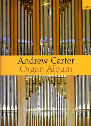 9780193753228: ACarter Organ Album