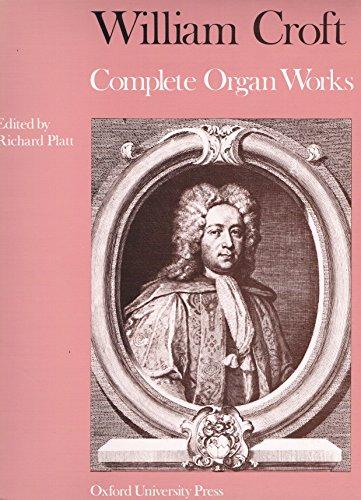 9780193753341: Complete organ works