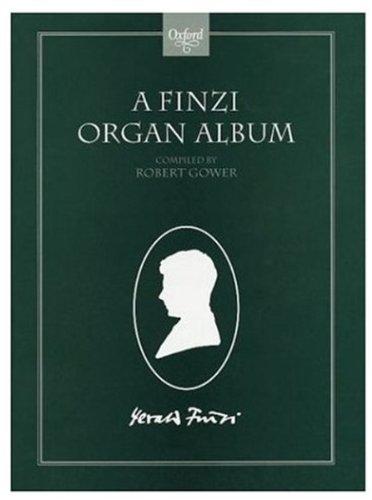 9780193753686: A Finzi Organ Album