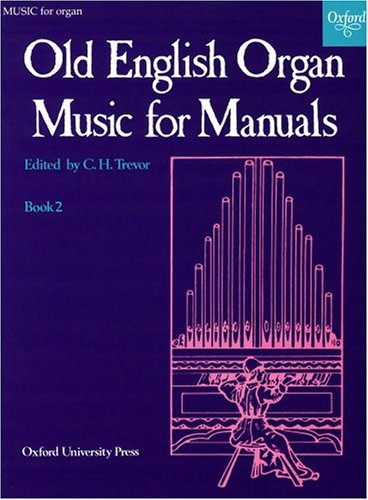 9780193758254: Old English Organ Music for Manuals Book 2