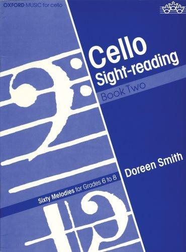 Cello Sight Reading Book 2 (Bk. 2): Doreen Smith (Composer)