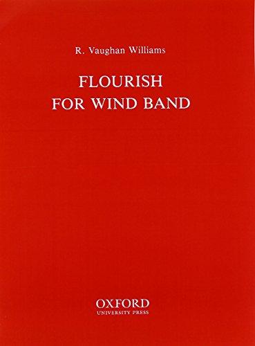 9780193850699: Flourish: Windband score and parts