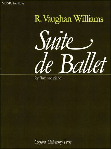 9780193851054: Suite de Ballet