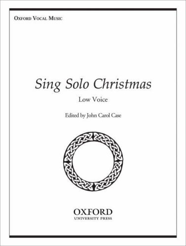 9780193851986: Sing Solo Christmas: Low voice