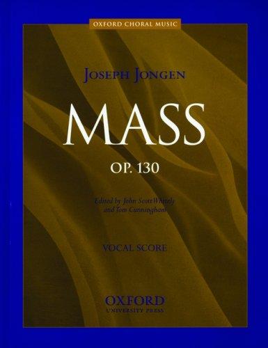 9780193852488: Mass Opus 130: Vocal score