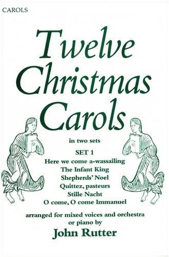 9780193853058: Twelve Christmas Carols Set 1: Vocal score: Vocal Score Set 1