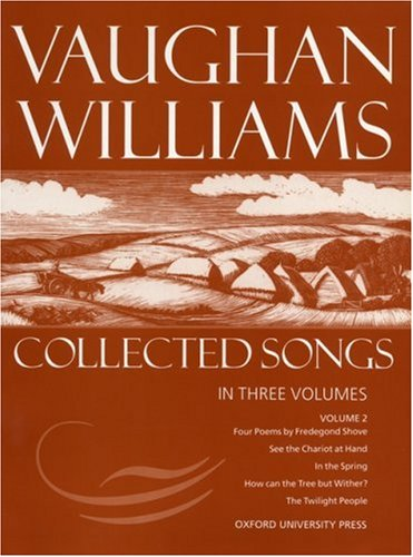 9780193853089: Collected Songs Volume 2