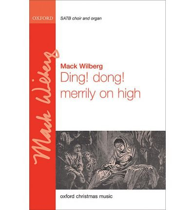 9780193853102: Ding dong! merrily on high: Vocal score
