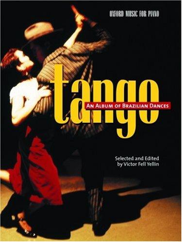9780193856615: Tango: An Album of Brazilian Dances