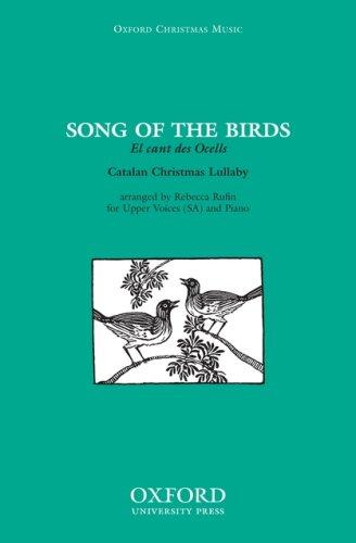 9780193860018: Song of the Birds (El Cant dels Ocells): Vocal score