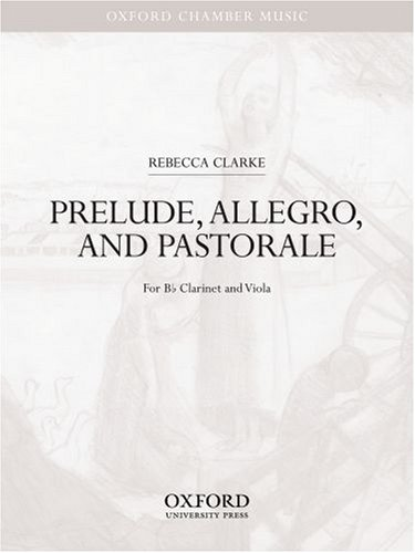 Prelude, Allegro, and Pastorale: For B Flat