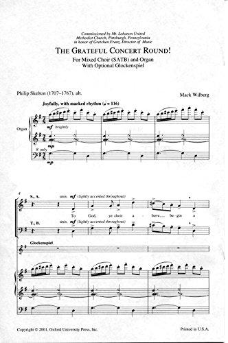 The grateful concert round!: Wilberg, Mack