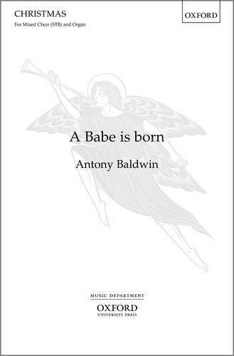 9780193864030: A Babe is born: Vocal score