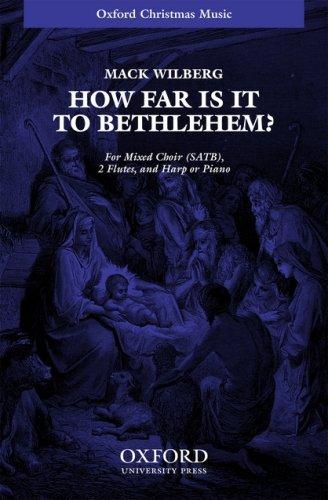How far is it to Bethlehem?: Wilberg, Mack
