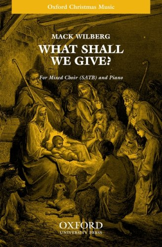9780193864382: What shall we give?: Vocal score