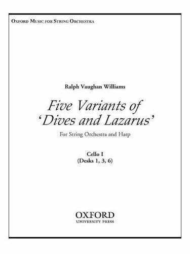 Five Variants on Dives and Lazarus :