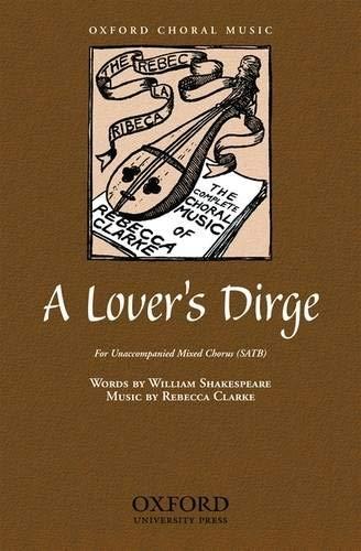 9780193866652: A Lover's Dirge: Vocal score
