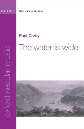 9780193867338: The water is wide: Vocal score