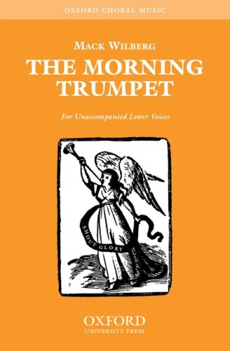 9780193868281: The Morning Trumpet: Vocal score