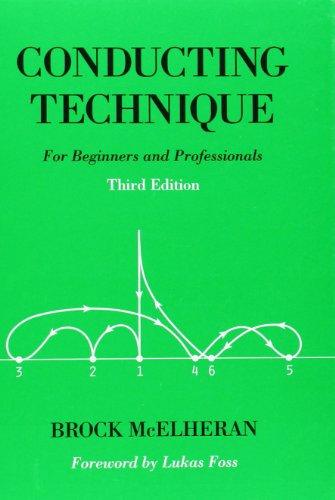 9780193868540: Conducting Technique: For Beginners and Professionals Book