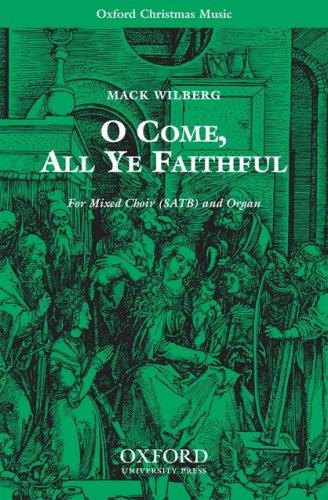 9780193869257: O come, all ye faithful: Vocal score