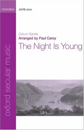 9780193869530: The Night is Young: Vocal score