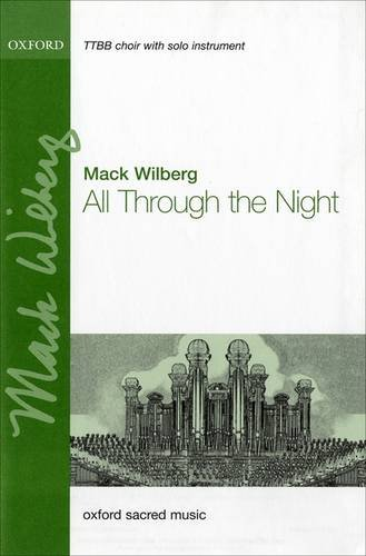 9780193869844: All Through the Night: Vocal score