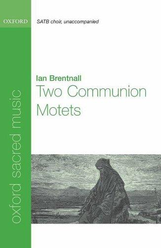 9780193869905: Two Communion Motets: Vocal score