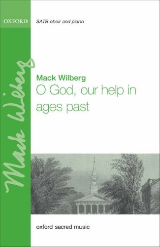 9780193870550: O God, our help in ages past: Vocal score