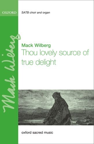 9780193870611: Thou Lovely Source of True Delight: Vocal Score