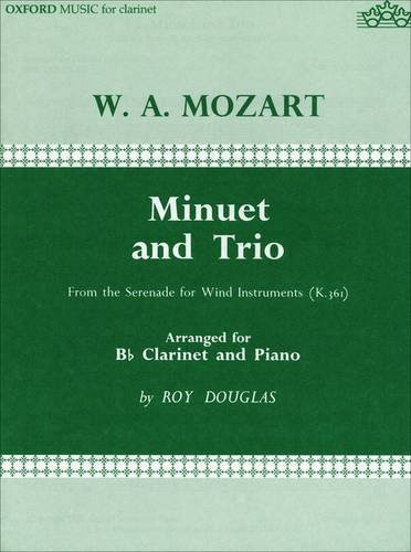 9780193870963: Minuet and Trio